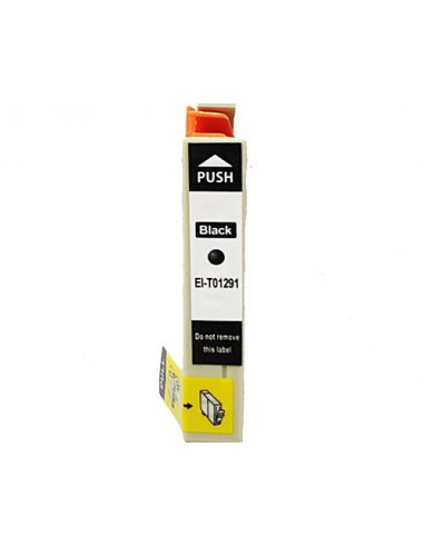 EPSON 1291 | 15ml (BK) | Inkjet Comp. Reman. EI-T1291 0,77€