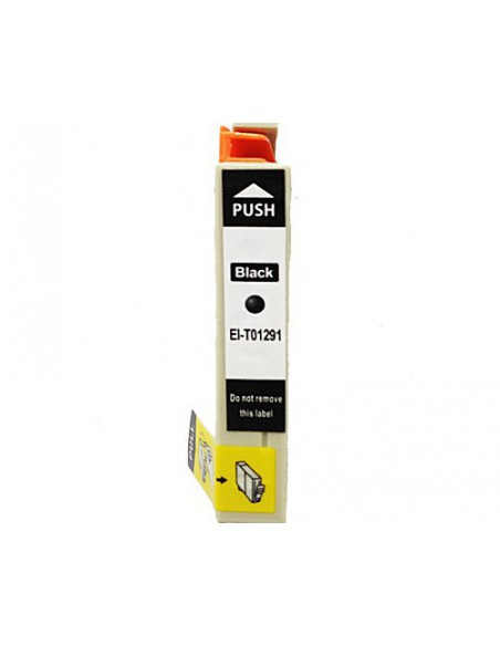 Cartouche pour imprimante Epson 1291 Noir compatible