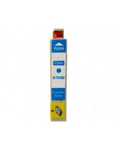 EPSON 1292 | 12ml (C) | Inkjet Comp. Reman. EI-T1292 1,07 €