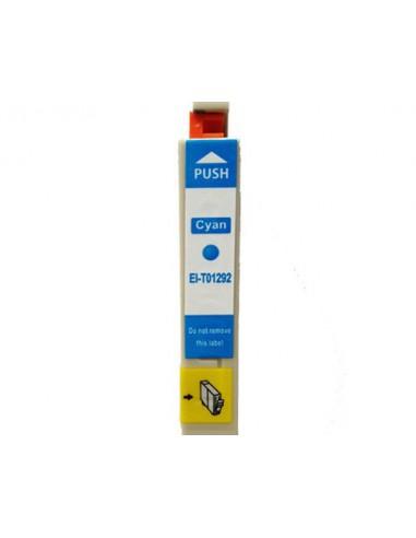 Cartridge for Printer Epson 1292 Cyan compatible