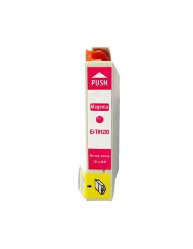 Cartucho para impresora Epson 1293 Magenta compatible