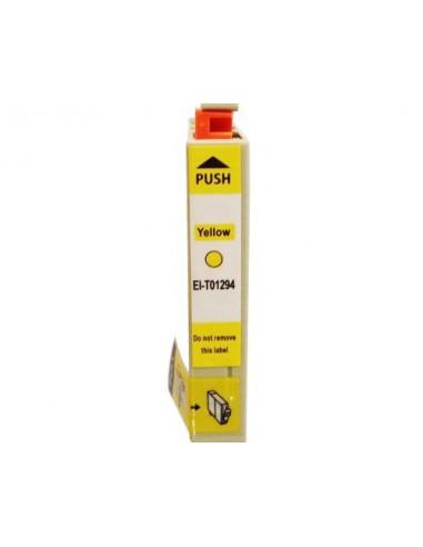 Patrone für Drucker Epson 1294 Gelb kompatibel