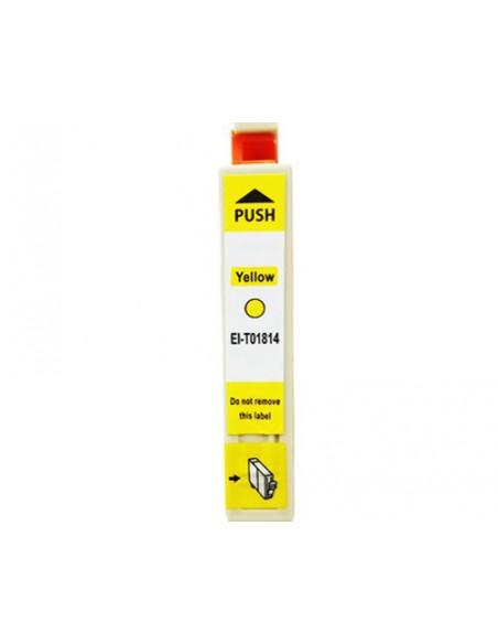 EPSON 1814 | 10ml (Y) | Inkjet Comp. Reman. EI-T1814 0,68€