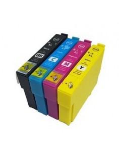 EPSON T603 | 13ml (BK) | Inkjet Comp. Reman. EI-T603XLBK 10,04€