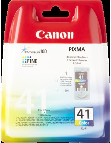 Cartuccia Originale CANON CL 41 | 12ml (CMY) | CL-41 - Vendita online - Inkjet