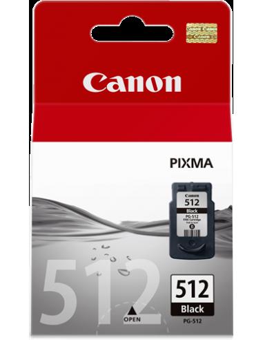 Cartuccia Originale CANON PG 512   15ml (BK)   PG-512 - Vendita online - Inkjet