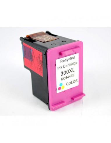 HP 300 XL | 21ml (CMY) | Inkjet Comp. Reman.