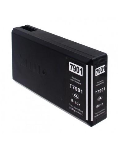 Cartucho para impresora Epson 7901 XL Negro compatible