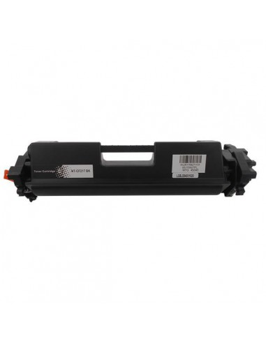 HP CF217A con Chip| (1600 copie) (BK) | Toner Comp. Reman.
