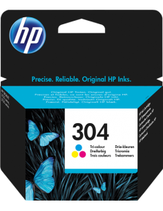 Cartuccia Originale HP 304 | 100PG (CMY) | HIO-HP304C 18,31 €