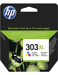 Cartuccia Originale HP 303 XL | 415PG (CMY) | HIO-HP303XLC 50,76 €