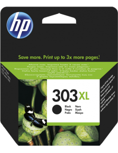 Cartuccia Originale HP 303 XL | 600PG (BK) | HIO-HP303XLBK 39,22 €