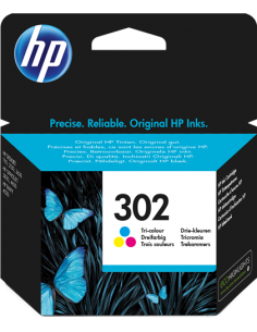 Cartuccia Originale HP 302 | 165PG (CMY) | HIO-HP302C 20,76 €