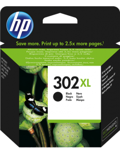 Cartuccia Originale HP 302 XL | 480PG (BK) | HIO-HP302XLBK 35,25 €