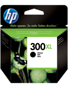 Cartuccia Originale HP 300 XL | 600PG (BK) | HIO-HP300XLBK 49,06 €