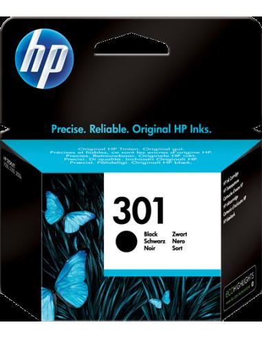 Cartuccia Originale HP 301 | 190PG (BK) | CH561EE