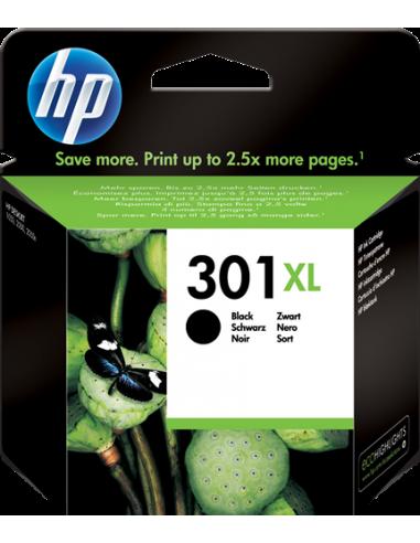 Cartuccia Originale HP 301 XL | 480PG (BK) | CH563EE
