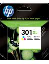 Cartuccia Originale HP 301 XL | 330PG (CMY) | CH564EE