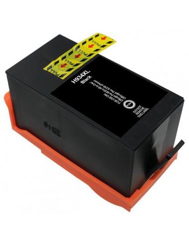 Patrone für Drucker Hp 934 XL Schwarz kompatibel