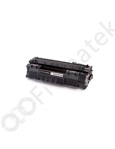 HP 49A, 53A Q5949A, 7553A | (3000 copie) (BK) | Toner Comp.