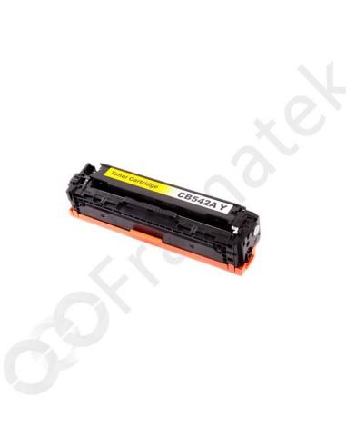 HP CB542A, CE322A, CF212A CANON CRG716 | (1400 copie) (Y) | Toner Comp. Reman. - Vendita online - Toner