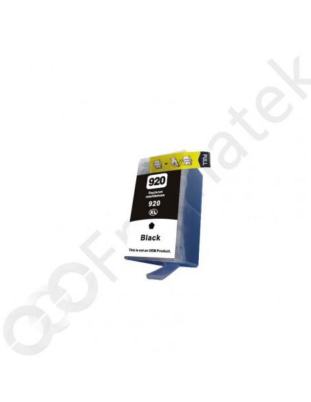 HP 920 XL | 55ml (BK) | Inkjet Comp. Reman. - Vendita online - Inkjet