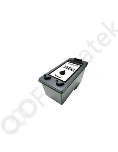 Cartucho para impresora Hp 350 XL (CB336E) Negro compatible