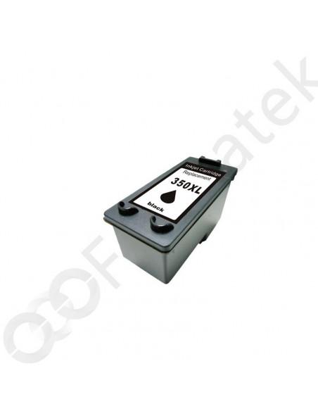 Patrone für Drucker Hp 350 XL (CB336E) Schwarz kompatibel