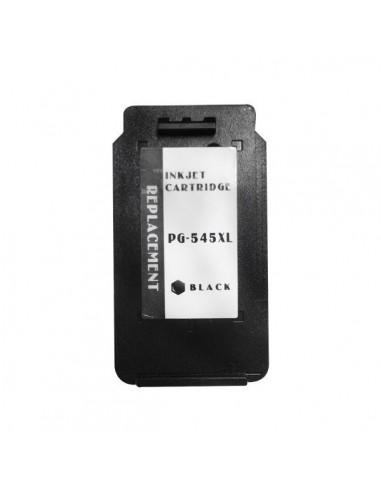 Patrone für Drucker Canon PG 545 XL Schwarz kompatibel
