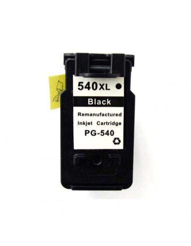 Patrone für Drucker Canon PG 540 XL Schwarz kompatibel