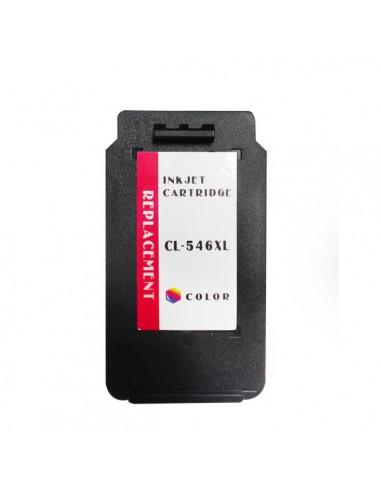 Patrone für Drucker Canon CL 546 XL Colori kompatibel