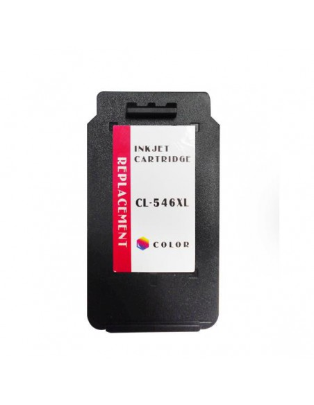 Cartridge for Printer Canon CL 546 XL Colori compatible
