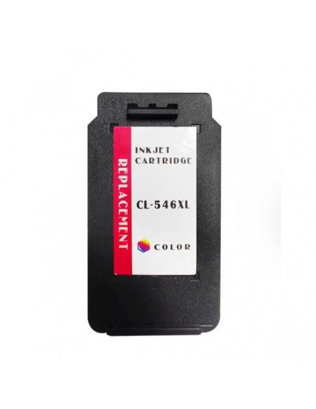 Cartucho para impresora Canon CL 546 XL Colori compatible