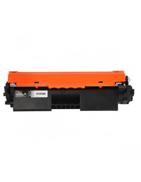 Drucker-Toner Hp CF230X Schwarz kompatibel