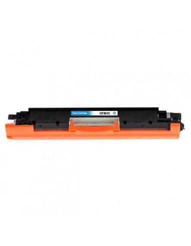 Toner pour imprimante Hp CE311A CF351A 4369B002 Cyan compatible