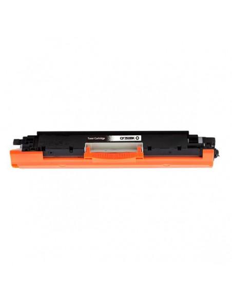 Drucker-Toner Hp CE310A CF350A 4370B002 Schwarz kompatibel