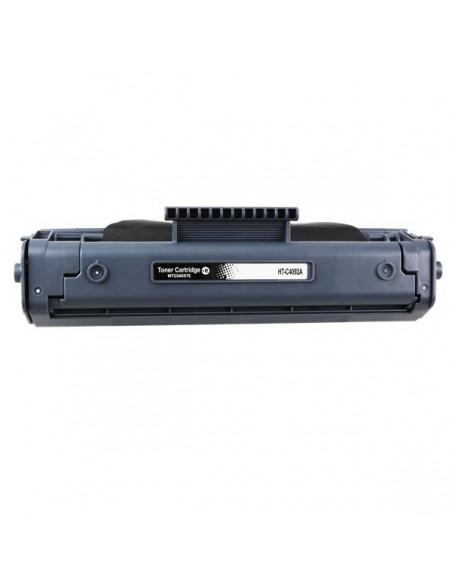 Toner for Printer Hp 92A C4092A Black compatible
