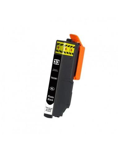 Patrone für Drucker Epson T3361 Nero Photo kompatibel