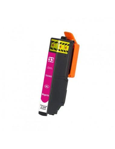 Cartucho para impresora Epson T3363 Magenta compatible