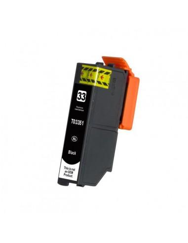 Cartuccia per Stampante Epson T3351 Nero compatibile