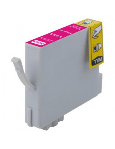 Cartouche pour imprimante Epson 553 Magenta compatible