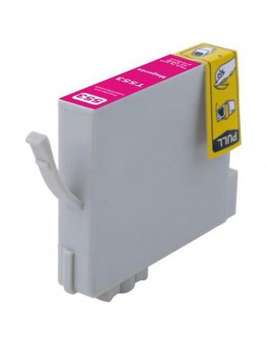 EPSON 553 | 13,5ml (M) | Inkjet Comp. Reman.