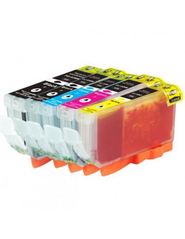 Cartouche pour imprimante Canon CL 526 Magenta compatible