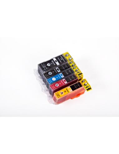 Cartucho para impresora Canon CL 521 Negro compatible