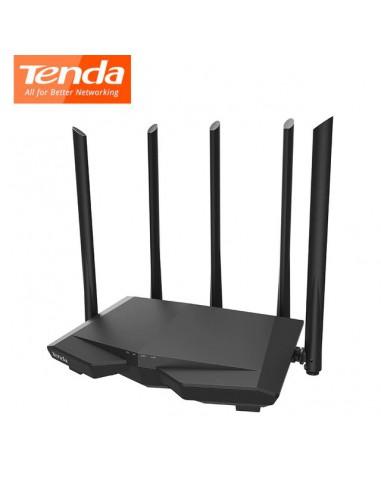 Tenda AC7 Router Wireless Dual Band 1167Mbps 5x6dBi Antenna