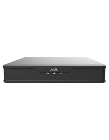 Ibrido Uniarch 4 Canali 8 Megapixel Lite,5 in 1, 2 Canali IP