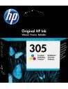 Cartuccia Originale HP 305   100PG (CMY)   3YM60AE