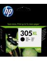 Cartuccia Originale HP 305 XL   240PG (BK)   3YM62AE