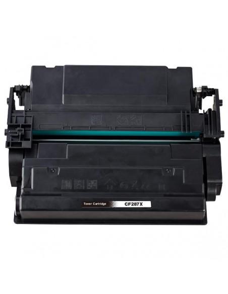 Tóner para impresora HP CF287X negro compatible