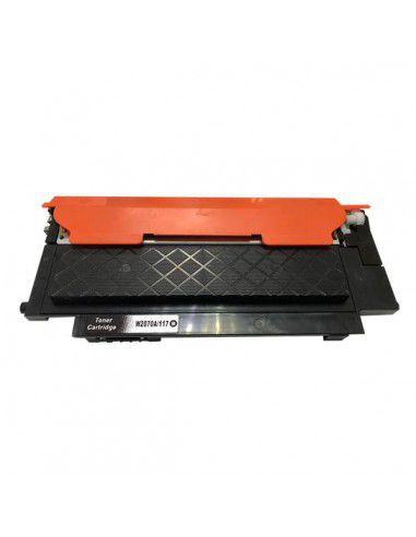 HP 117A W2070A   (1000 copie) (BK)   Toner Comp. Reman.